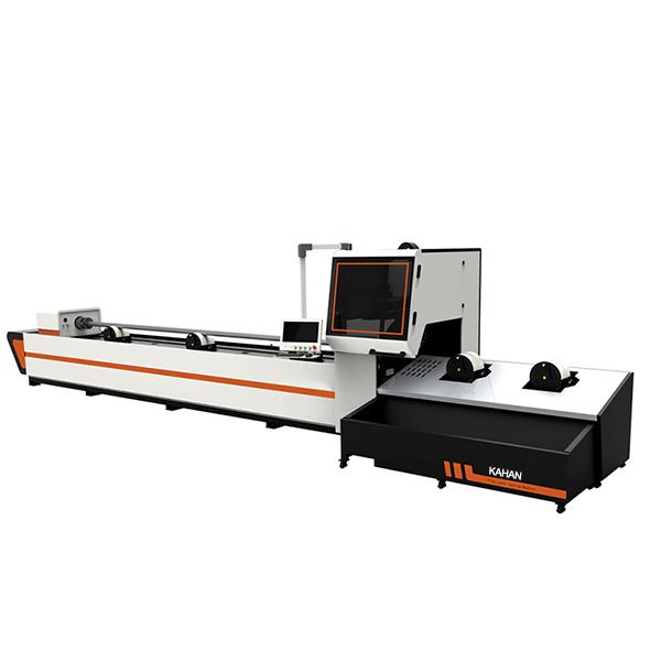 Semi-automatic pipe cutting machine-1