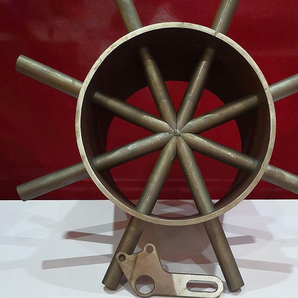 Metal pipe cutting-2