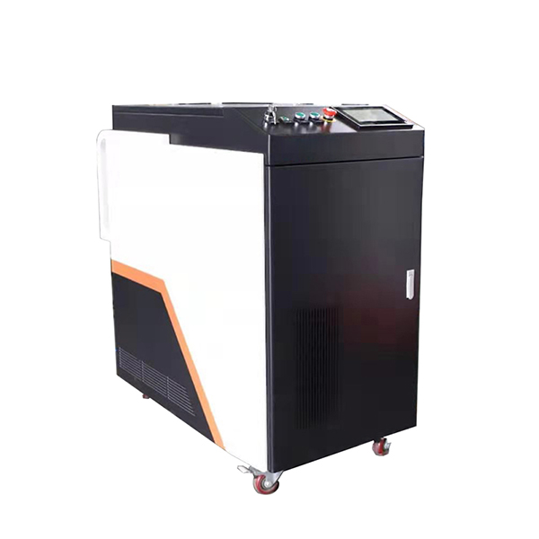Fiber laser cleaning machine-2