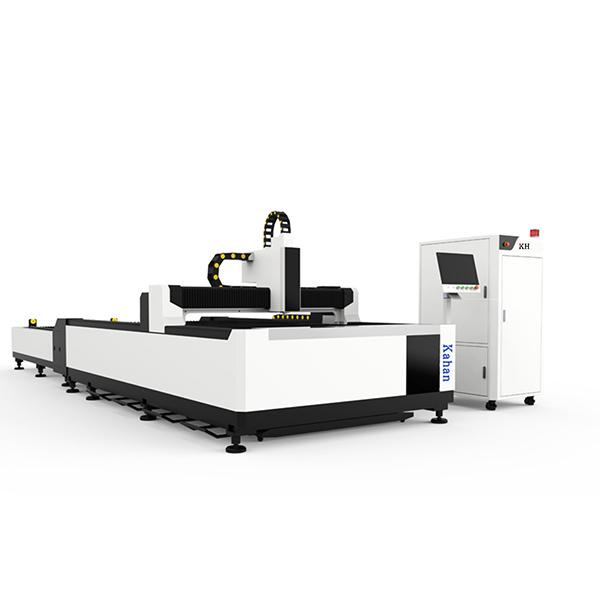 Open exchange cutting machine