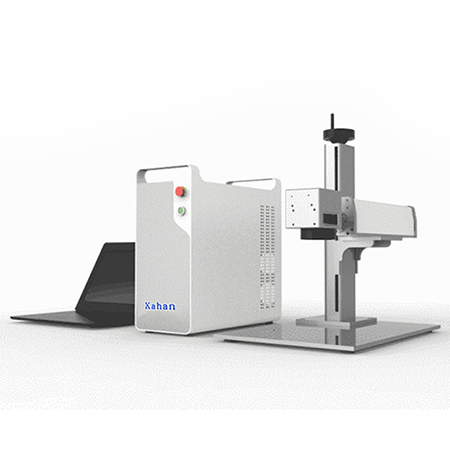 Fiber laser marking machine-8