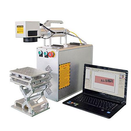 Fiber laser marking machine-6